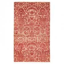 classic silk wool rug 3 x5