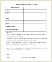 Church Membership Form Template Seall Co