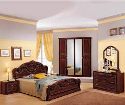 italian furniture bedroom sets. mcs gioia mahogany finish italian bedroom set with 4 door wardrobes furniture sets r