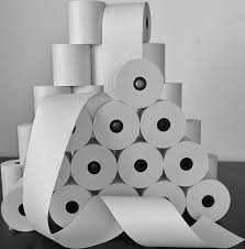 Image result for thermal paper rolls