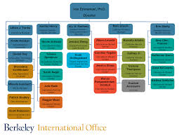 Organizational Chart International Office
