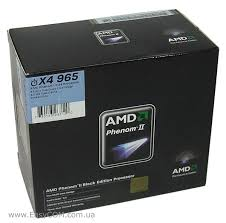 Обзор процессора AMD Phenom II X4 965 <b>Black Edition</b> ...