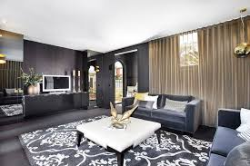 area rugs with grey couch grey sofa living room living room contemporary with area rug black