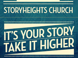 church invitation flyers storyheights church invite flyer by josh ferrara dribbble