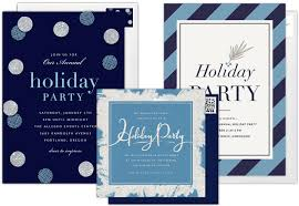 holiday invitations email online holiday party invitations that wow greenvelope com