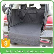 dog car seat cover suv cargo liner