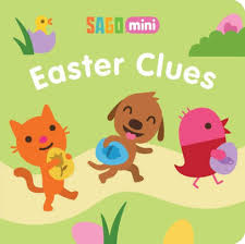 Easter Clues By Sago Mini Board Book Barnes Noble