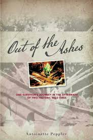 Out of the Ashes by Antoinette Peppler (English) Paperback Book Free  Shipping! | eBay