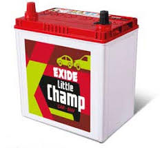 Exide Automotive Battery Application Chart Exide Industries Leading Four Wheeler Battery Manufacturer