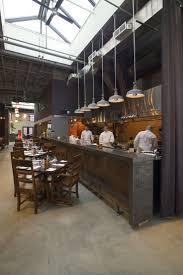 image restaurant kitchen lighting. LEMAYMICHAUD Le LocaL Architecture Design Hospitality Eatery Restaurant Dining Room Open Kitchen Skylight LE LOCAL Pinterest Image Lighting E