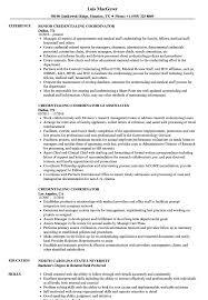 Credentialing Specialist Resume Credentialing Coordinator Resume Samples Velvet Jobs