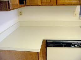 after kitchen countertop refinishing repair