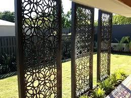 decorative metal screens wall art garden screens