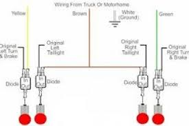 semi trailer tail light wiring diagram 4k wallpapers Dinghy Towing List at Trailer Towing Wiring