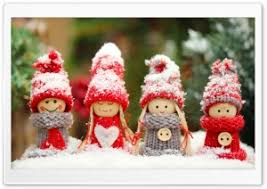 winter christmas desktop wallpaper. Contemporary Winter Winter Dolls HD Wide Wallpaper For 4K UHD Widescreen Desktop U0026 Smartphone On Christmas Desktop A