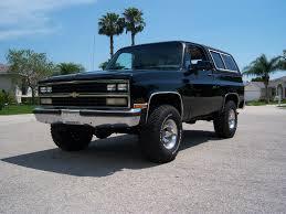 1991 Chevrolet Blazer Photos, Specs, News - Radka Car`s Blog