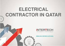 Image result for Electrical Contractors & Electricians in Qatar