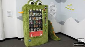 Unique Vending Machines Gorgeous March 48 Fivefruitsaday
