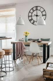 wilanÓw jadalnia styl skandynawski zdjęcie od pinkmartini homebook dining tabledining roomkitchenetteliving