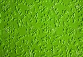 3d green fl wallpaper seamless pattern stock photo 12879837