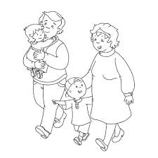 Caillou Coloring Printable Coloring Pages Line Drawing Caillou