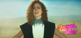 Official Dance Chart No1 Jessglynne Holds Official Dance