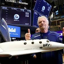 Virgin Galactic Space Plane Flight ...