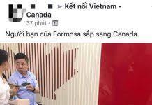 Kết quả hình ảnh cho Võ Kim Cự, visa Canada