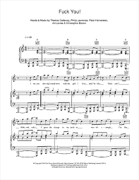 forget you piano sheet music cee lo green forget you piano sheet music pdf download online games