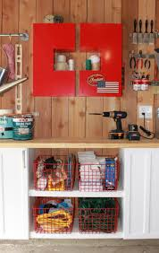 Shop Wall Cabinets Creating Shelves Between Cabinets The Cavender Diary
