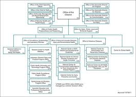 Cdc Organizational Chart Public Health System Structure And Function Basicmedical Key