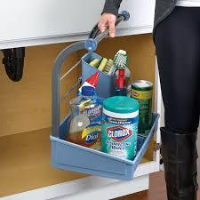 Under Sink Storage Caddy Polder Products Lifestylesolutions