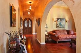 how can i decorate my living room arch