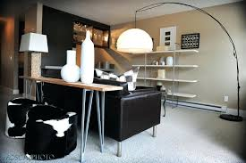 surprising hanging floor lamp living room modern with animal skin ottomans black mainstays rice paper floor shocking handmade tripod floor lamp wooden