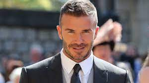 Wie sieht David Beckham 2020 aus? 1998 stellte sich das ein Magazin ganz  anders vor