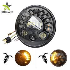 Dot Approved Motorcycle Lights China Dot E9 Approved High Low Beam Drl Turn Light Led