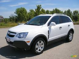 All Chevy chevy captiva horsepower : Arctic Ice White 2012 Chevrolet Captiva Sport LS Exterior Photo ...