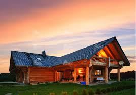 Blockhaus Yukon Canada Léonwood