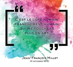 Kodantis On Twitter Citation De Jeanfrancoismillet Artiste Née