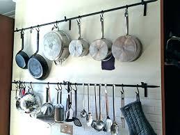 wall mounted pot rack pot rack pan rack stainless wall mounted pot rack kitchen pan rack wall mounted pot rack