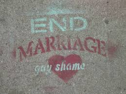 End marriage gay shame
