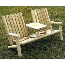 log bench designs garden creative of rustic outdoor wood furniture ideas plans split log bench designs tree split