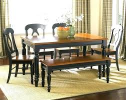 country style dining table sets pedestal round