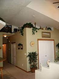 living room wall decor for high