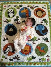 Very cute 3D quilt that should be a well loved treasure for young ... & Cute idea. Add some embroidery and it would be fantastic. Such a cute baby Adamdwight.com