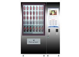 Customized Vending Machines Mesmerizing Custom Salad In A Jar Vending Machine Coin Bill Card Payment Healthy