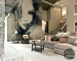wall decals living room wall mural ideas about wall murals on living room wall mural