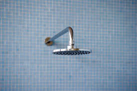 replacing a wall mounted showerhead