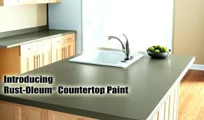 rust oleum specialty countertop coating transformations makeover