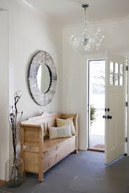powder room furniture. Amazing Powder Room Decorations Ideas With High Tech Floating Awesome Entryway Wooden Seating And White Door Furniture
